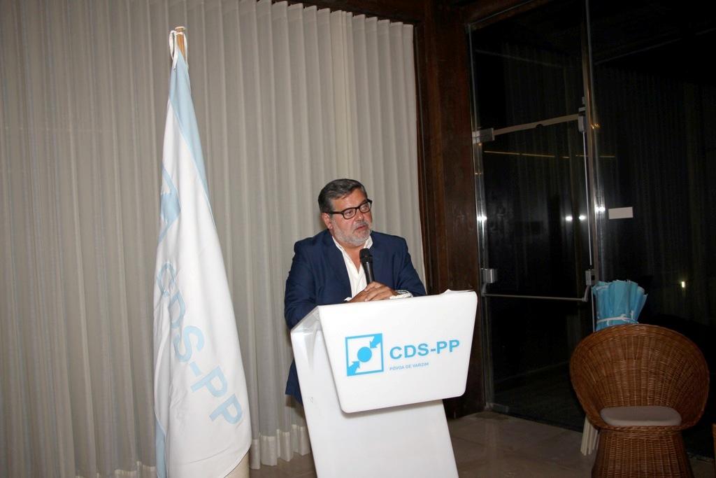 Concelhia do CDS Apresentou Oficialmente os Candidatos