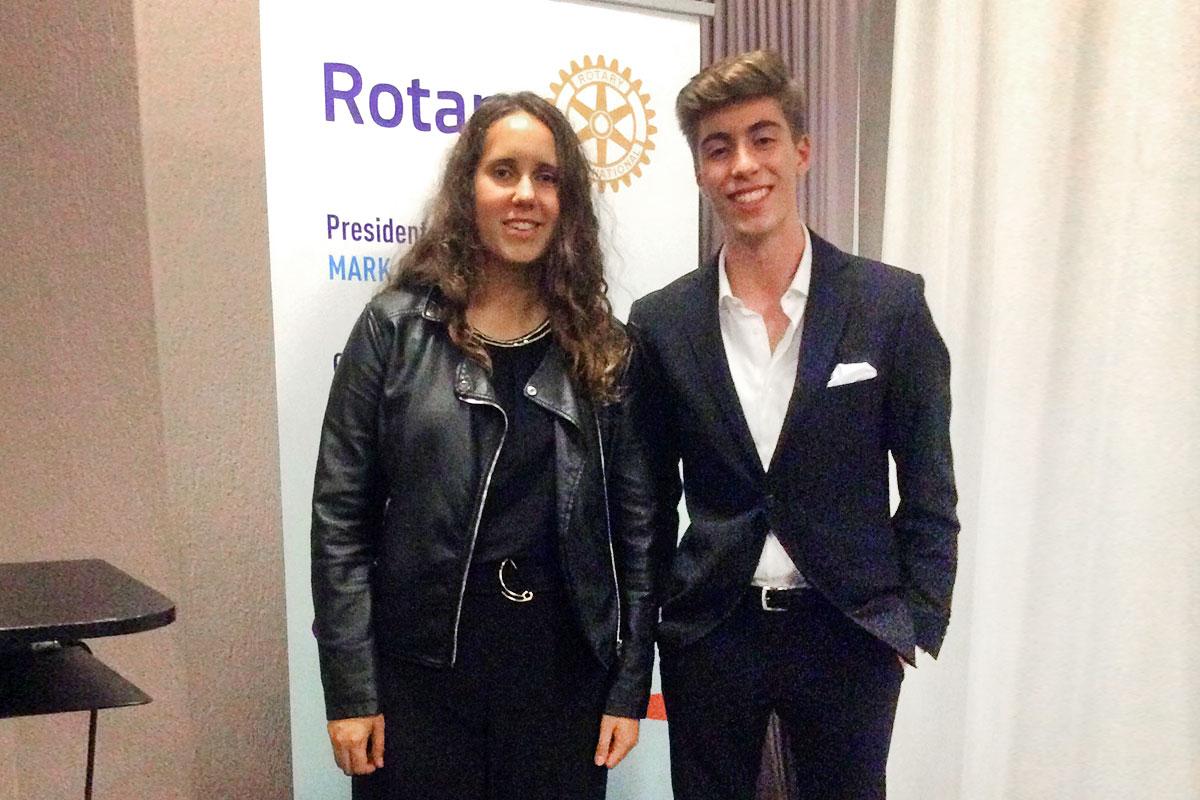 Rotary Distingue Melhores Alunos