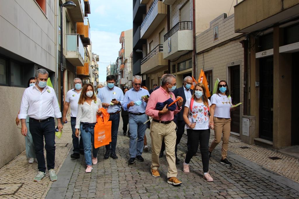"""""""Todos Somos Poveiros"""" Entre a Cidade e as Freguesias"""