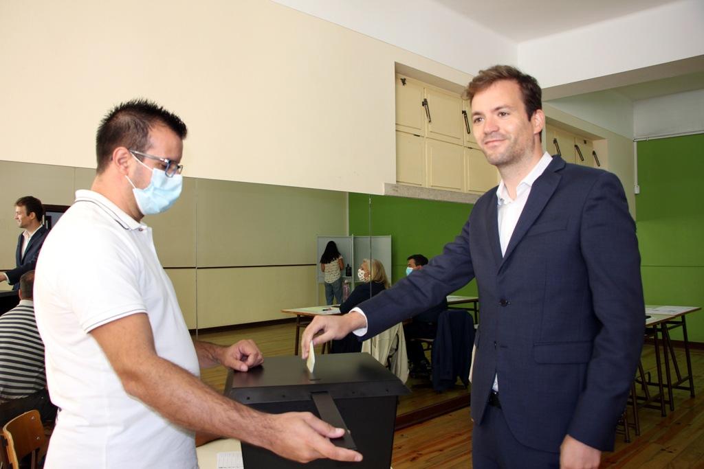 João Trocado Votou na Eça de Queirós