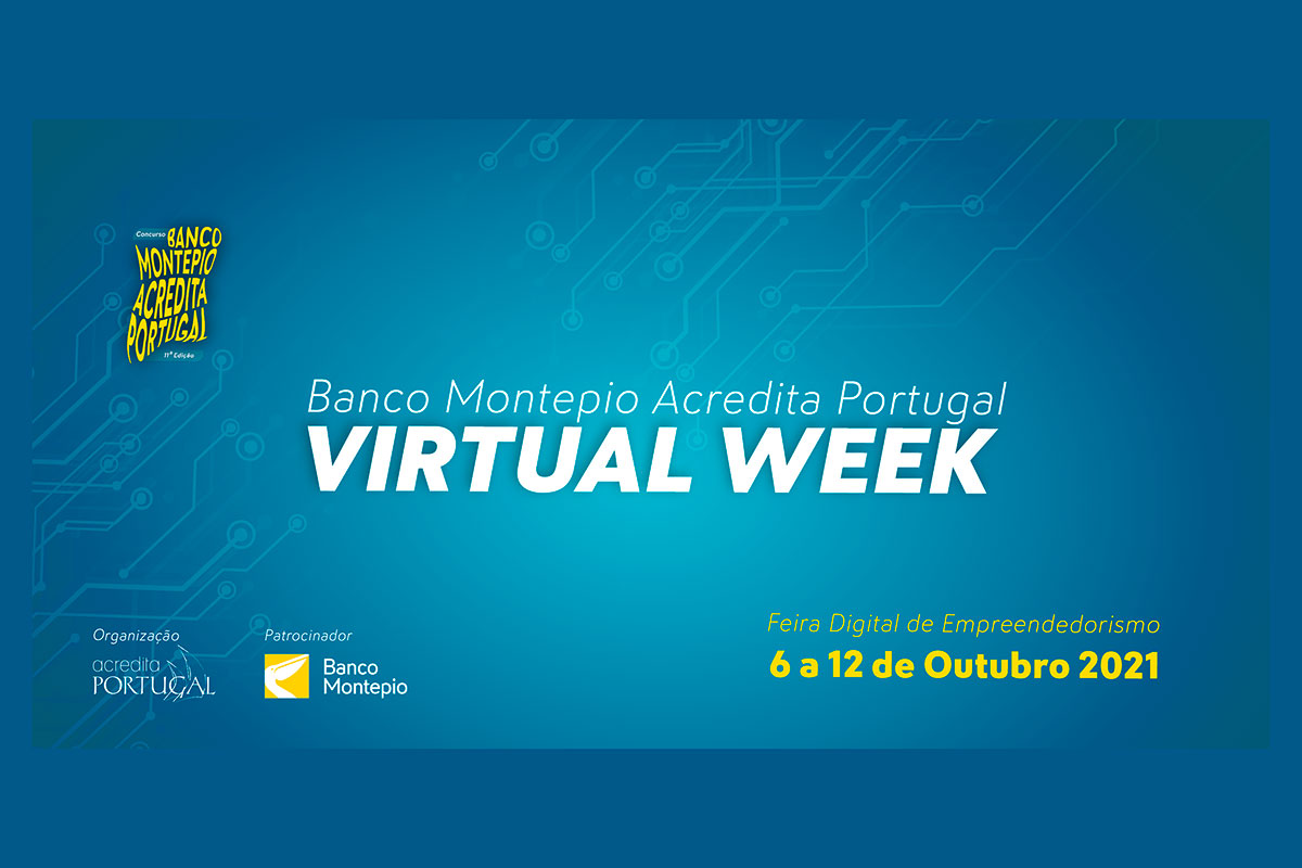 BMAP Virtual Week: lançar um Negócio em Tempos de Pandemia