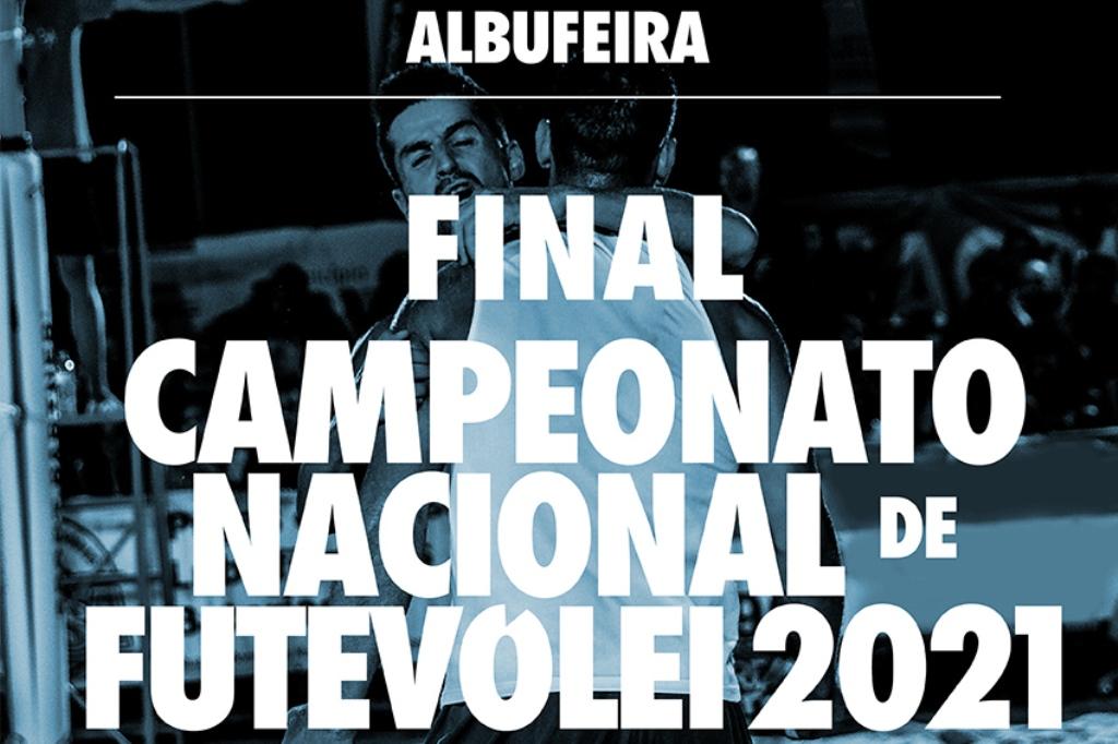 Final do Campeonato Nacional de Futevólei