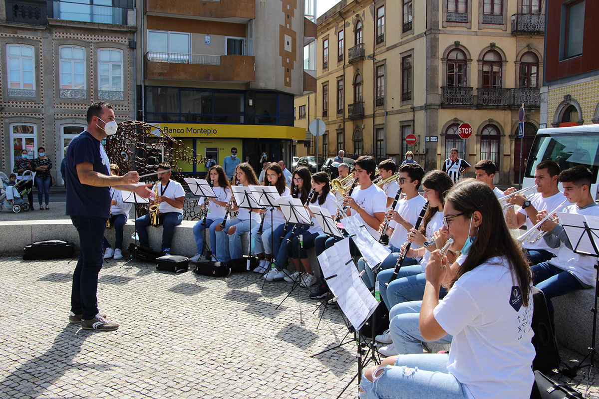 Dia da Música para Harmonizar o Mundo