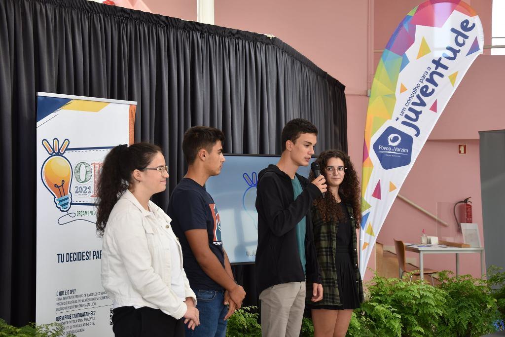 Projectos Finalistas do Orçamento Participativo Jovem