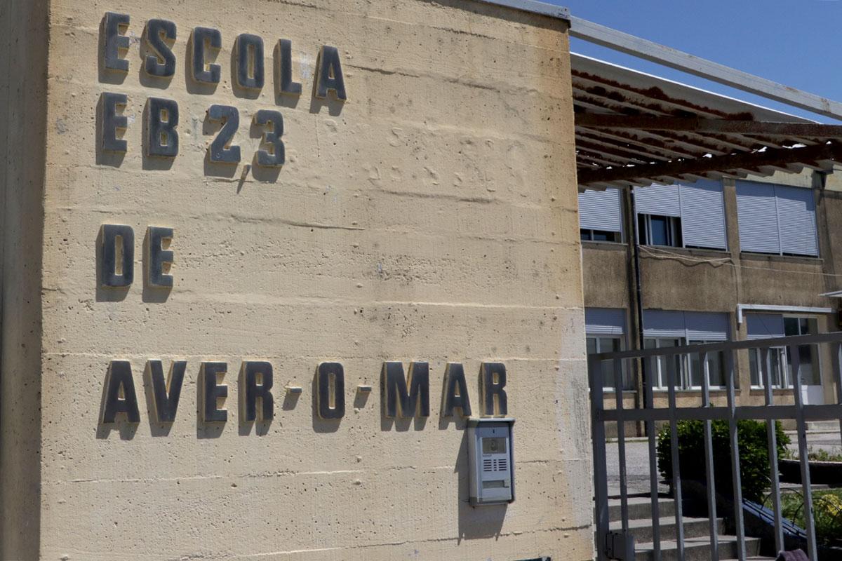 """EB de Aver-o-Mar foi distinguida com """"Selo Escola Saudável"""""""