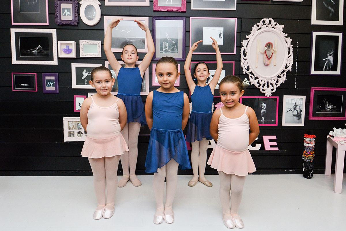 Escola Passos de Dança a Ensaiar o Futuro