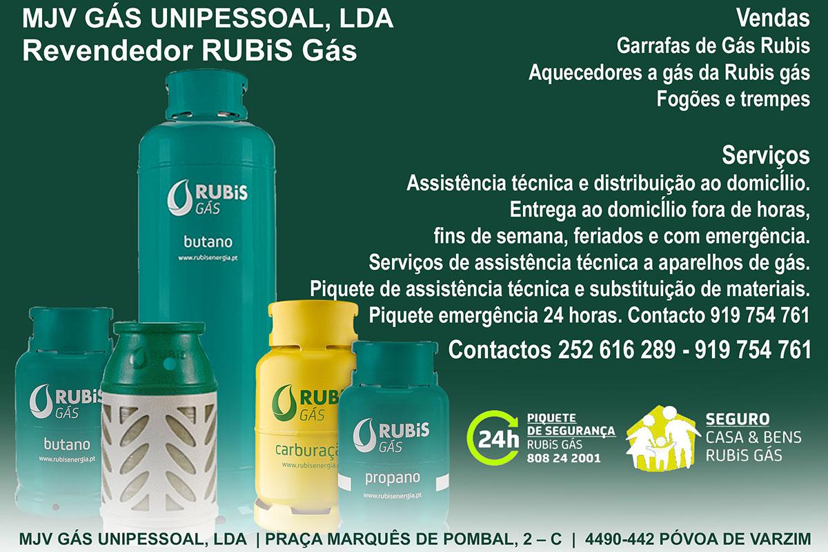 MJV GÁS com Distribuição ao Domicílio