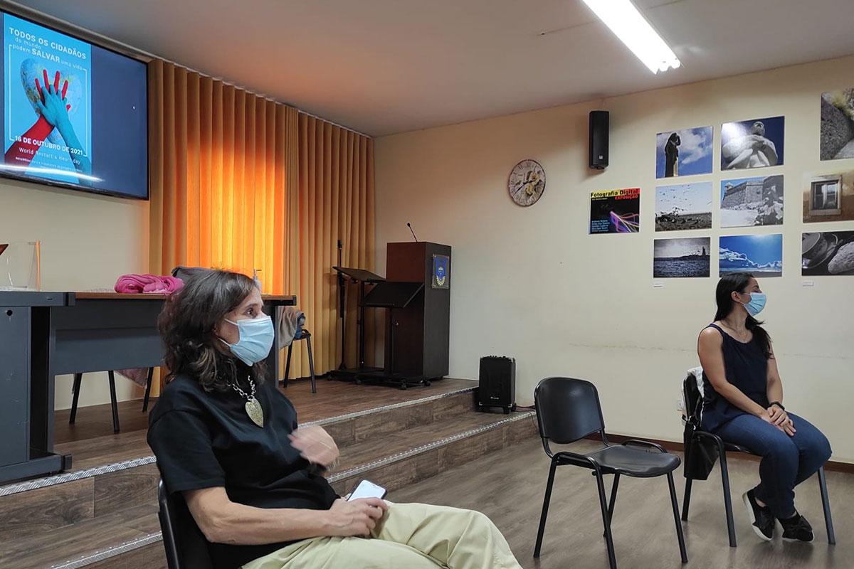 Dia da Reanimação Cardiopulmonar foi Evocado pela US Rotary