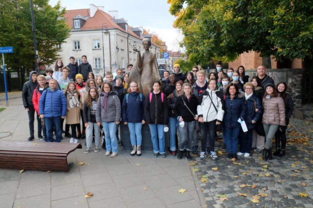 Projecto EUPANTEC Leva Alunos até à Polónia