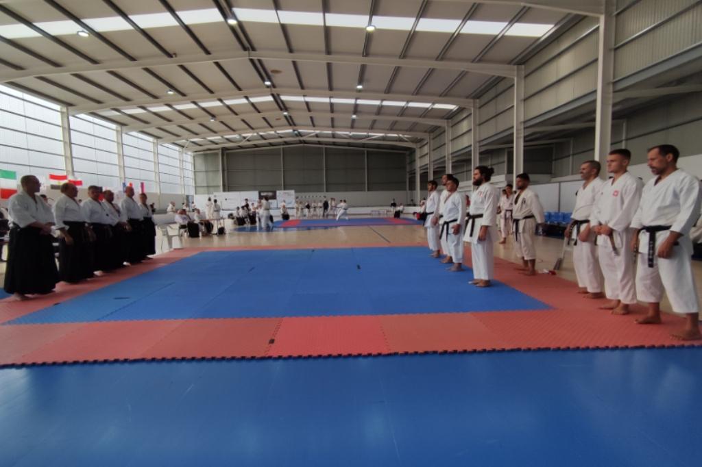 Vila Chã acolheu a European Cup em Karate Tradicional