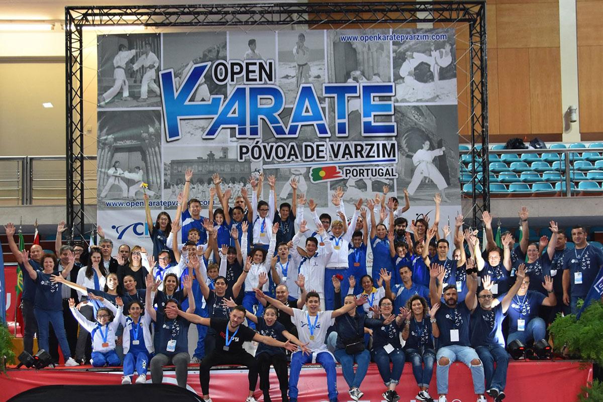 V Open Internacional de Karate da Póvoa de Varzim