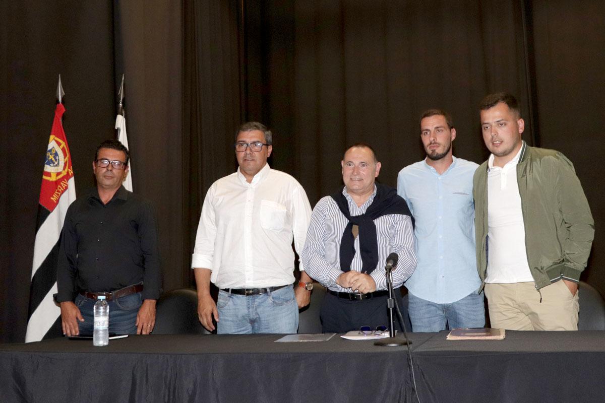 Carlos Costa Lidera a Comissão Administrativa do Varzim