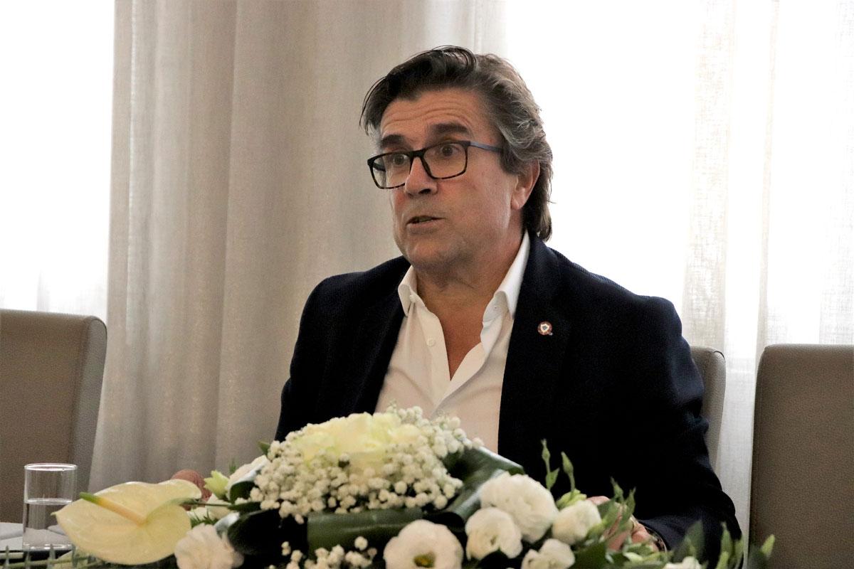 Edgar Pinho Candidata-se à Presidência do Varzim