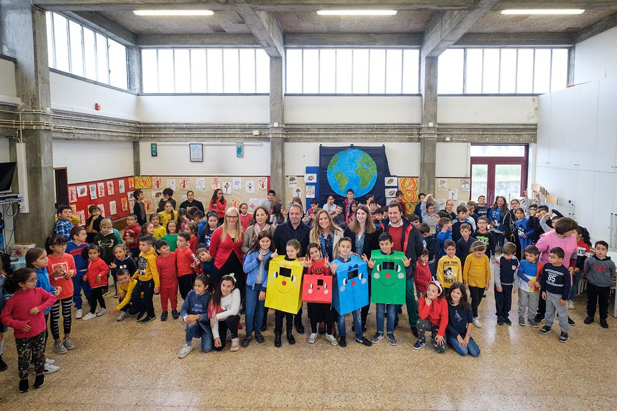 Escolas de Coração Verde