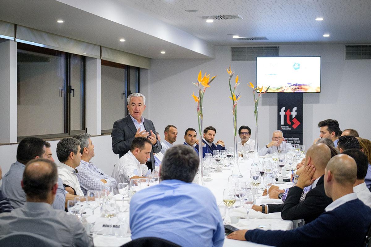 Aires Pereira Mantém Política de Proximidade ao Tecido Empresarial