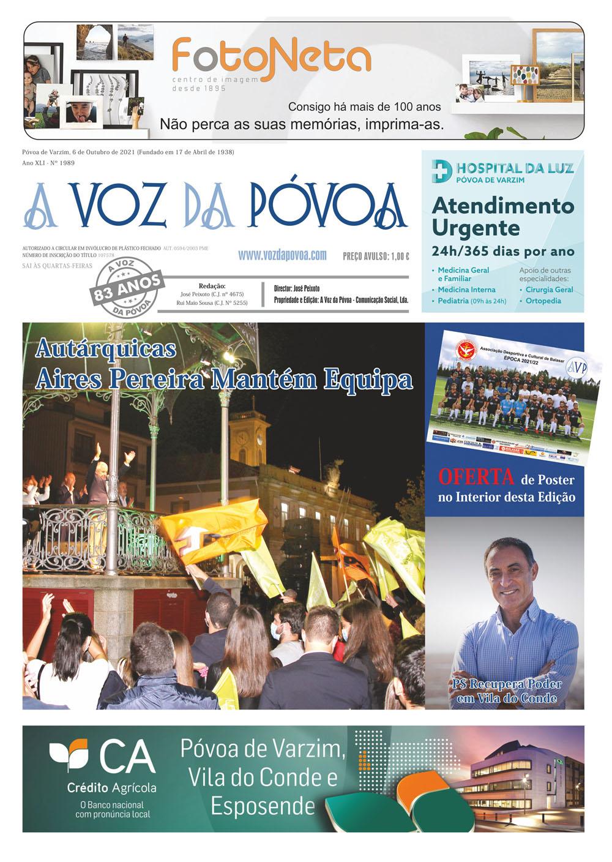 Primeira página