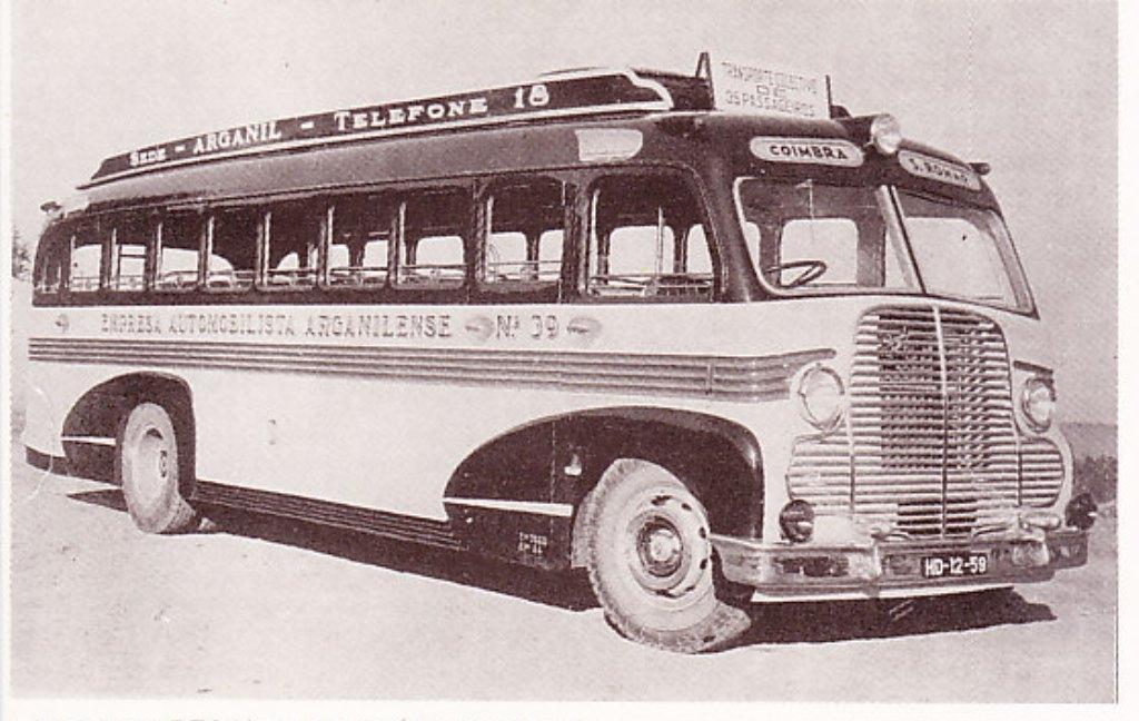 Demoraram a Chegar mas os Transportes Públicos Já Circulam no Concelho