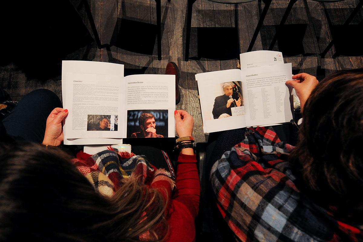 Correntes D'Escritas para Ler em Família