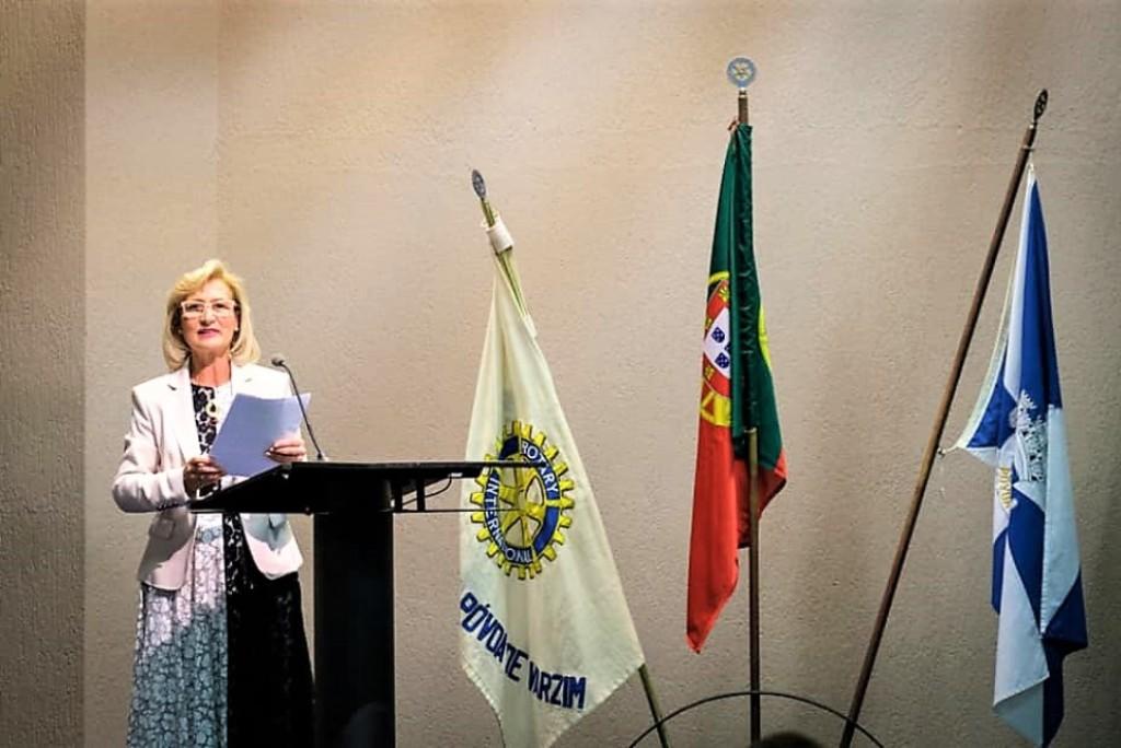 Presidente da Câmara Procurou com Rotary Club Ideias para o Plano Estratégico