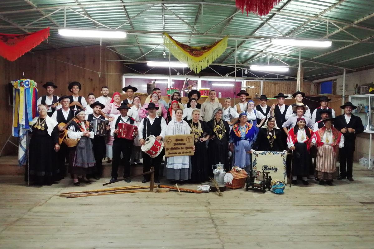 O Folclore na Raiz das Tradições de Beiriz