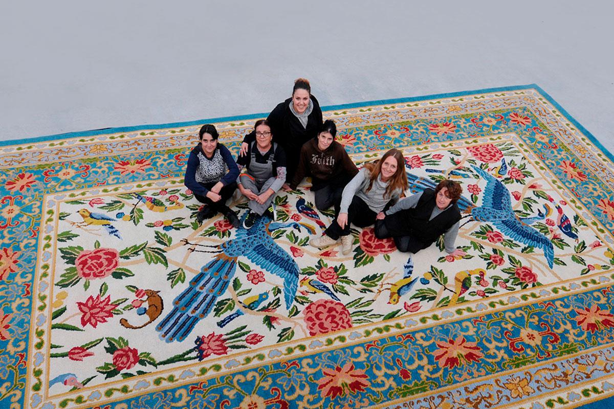 Fábrica Tapetes de Beiriz