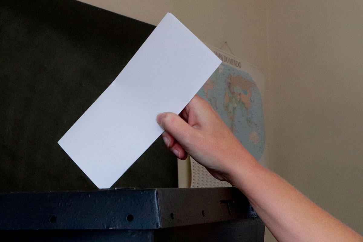 Votar é Decidir Pela Sua Cabeça