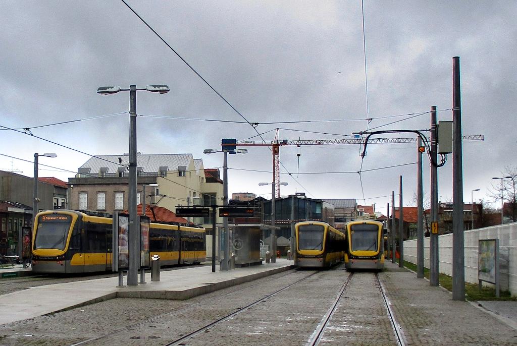 Avarias na Sinalização Entre a Póvoa de Varzim e Varziela atrasam o Metro