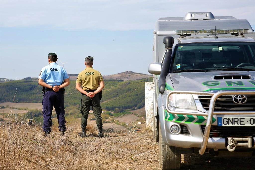 A Prevenção de Incêndios Rurais Vai Ter Patrulhamento Reforçado pela GNR