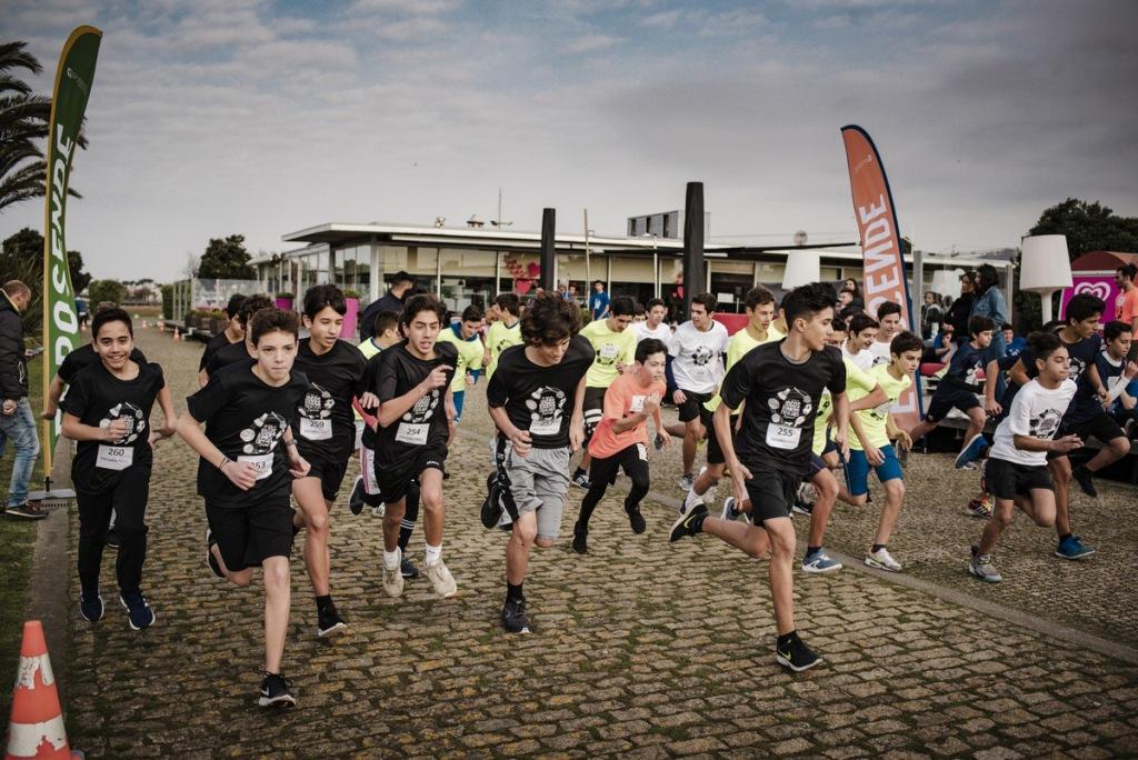 Atletismo Marcou Arranque dos Jogos Desportivos Escolares