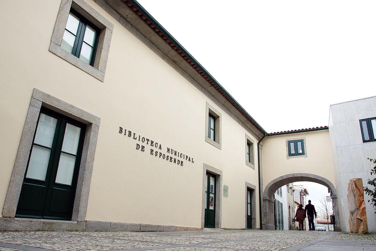 Anunciada Reabertura da Biblioteca Municipal de Esposende