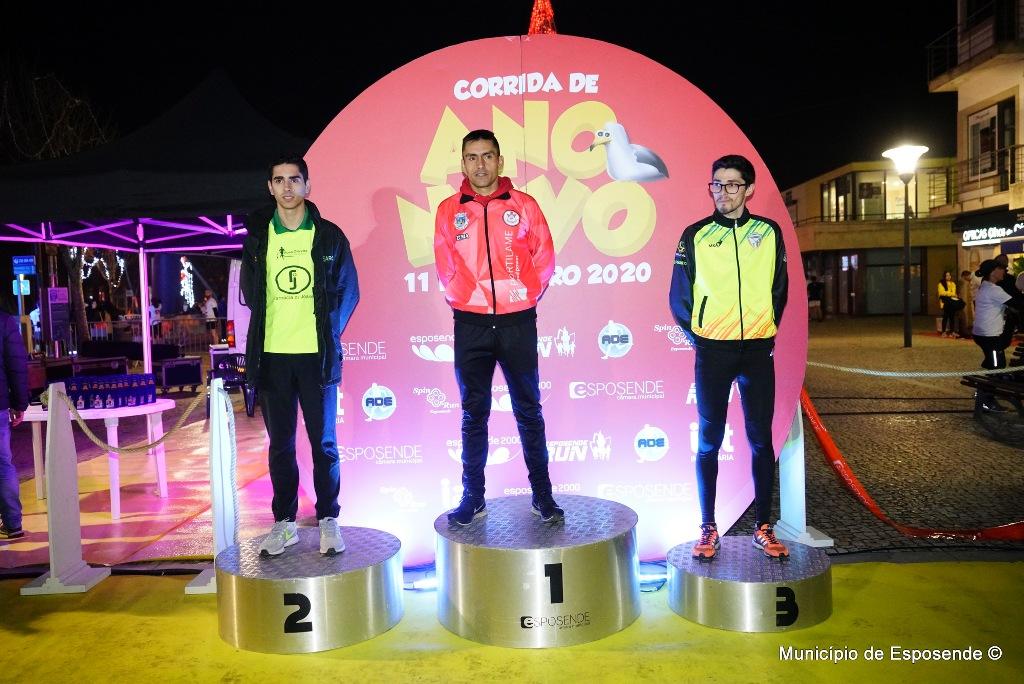 Ricardo Dias Vence Corrida de Ano Novo