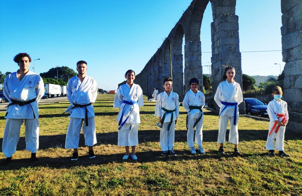 Ginásio Vilacondense em Destaque no Torneio Internacional Funakoshi