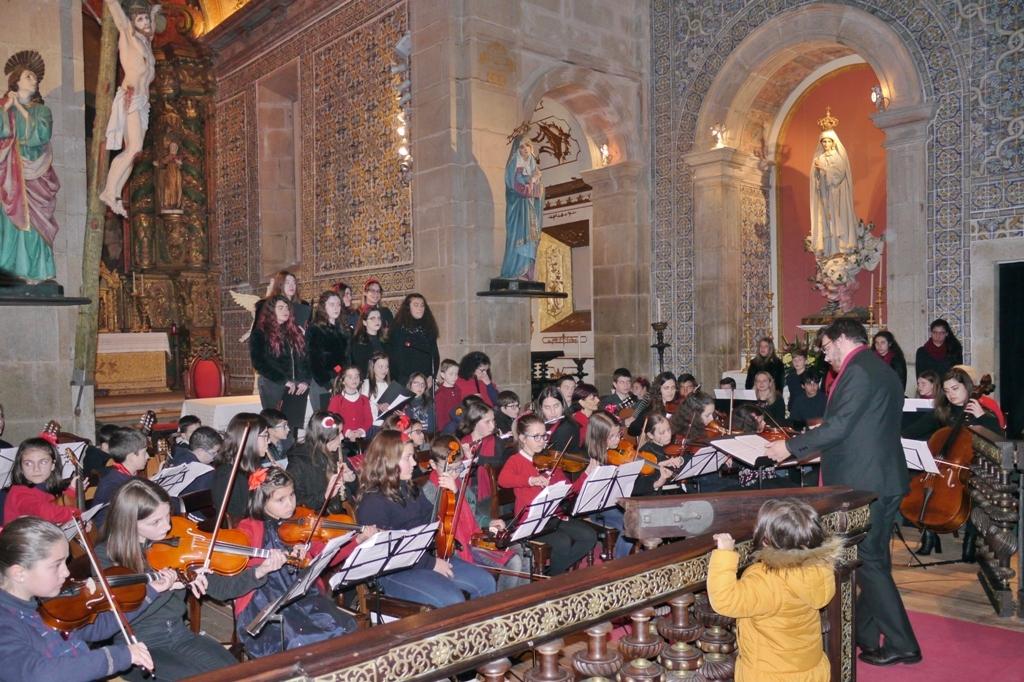 Jovens Talentos no Concerto de Reis