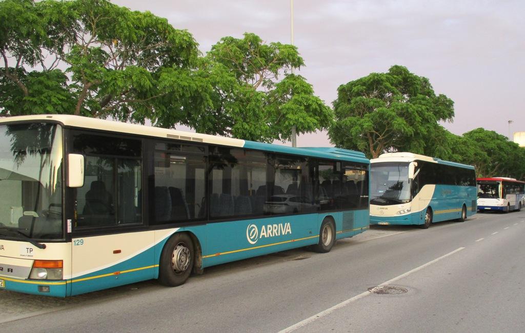 Retomaram os Transportes Públicos Rodoviários no Concelho de Vila do Conde