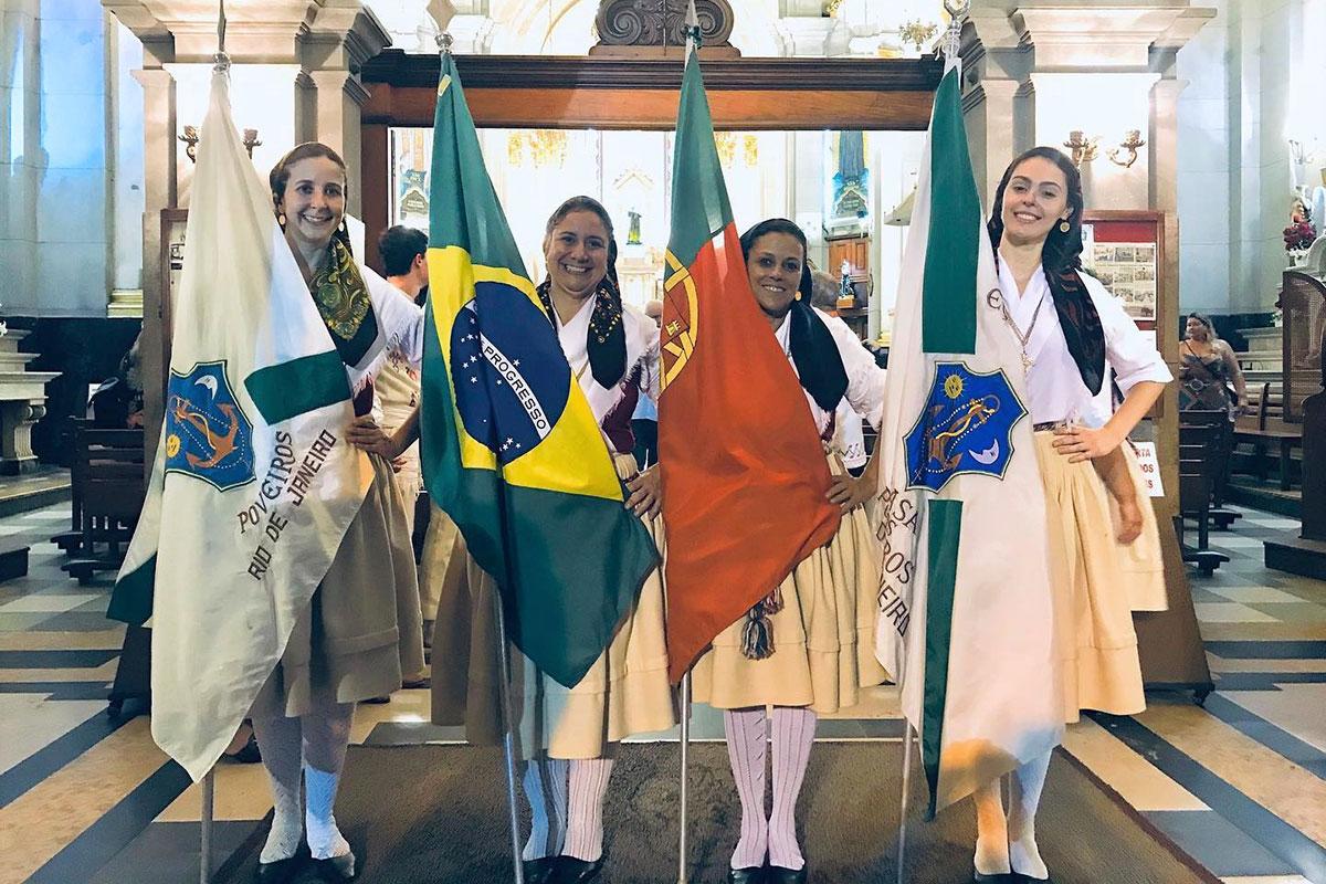 90º Aniversário da Casa dos Poveiros do Rio de Janeiro