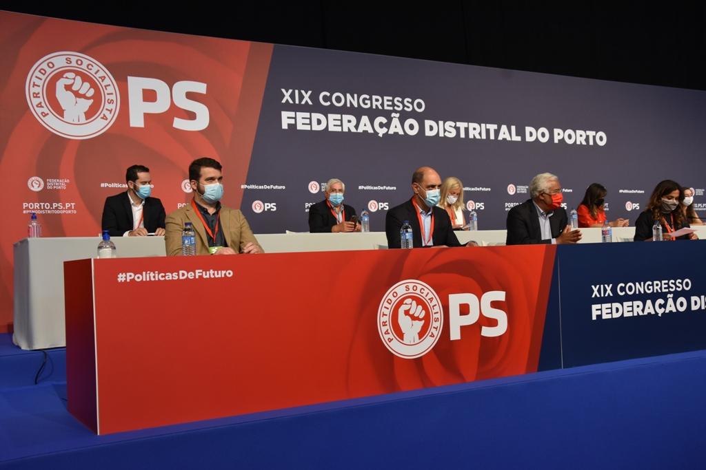Poveiros Reforçam Posições na Distrital do Partido Socialista