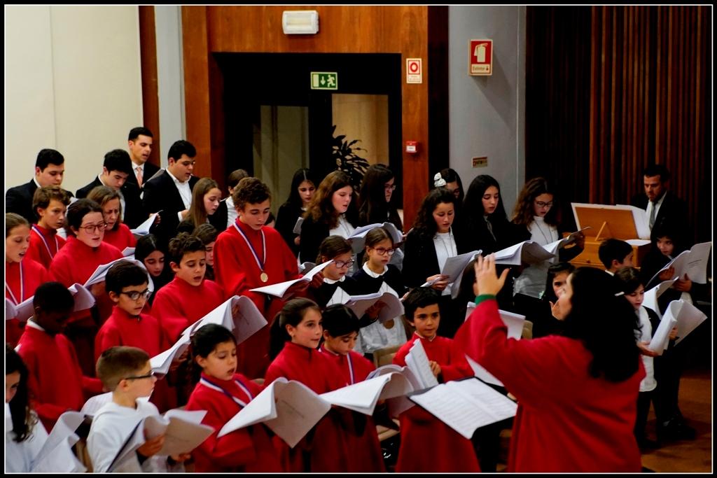 Coro da Paróquia de Beiriz em Fátima