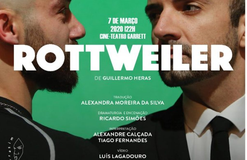 Rottweiler no Garrett Pelo Teatro Noroeste