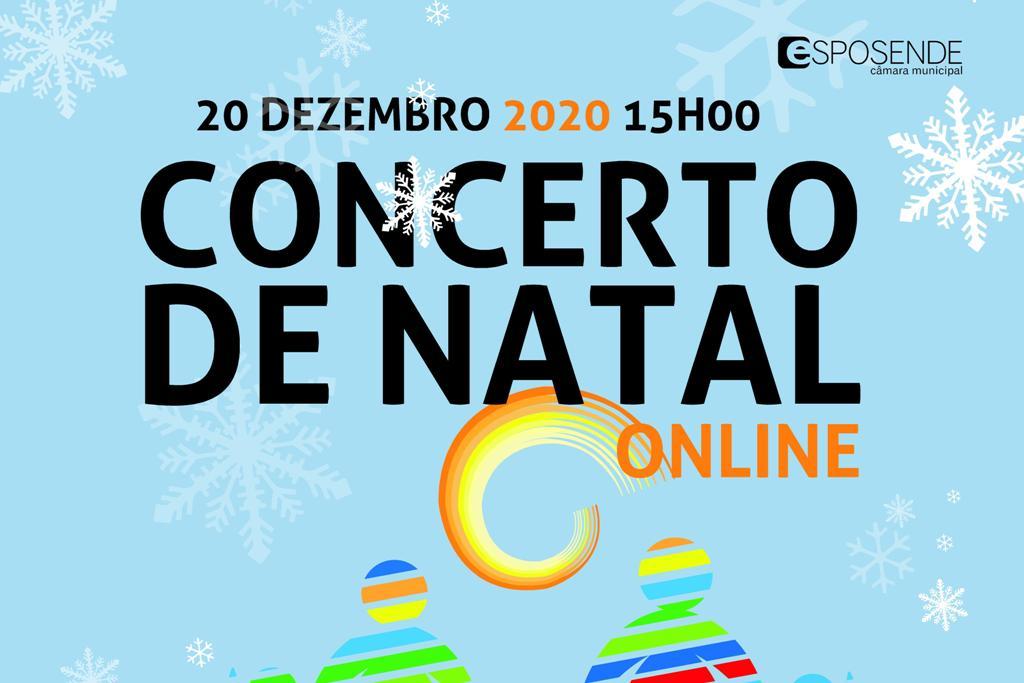 Município organiza espetáculo de Natal On Line