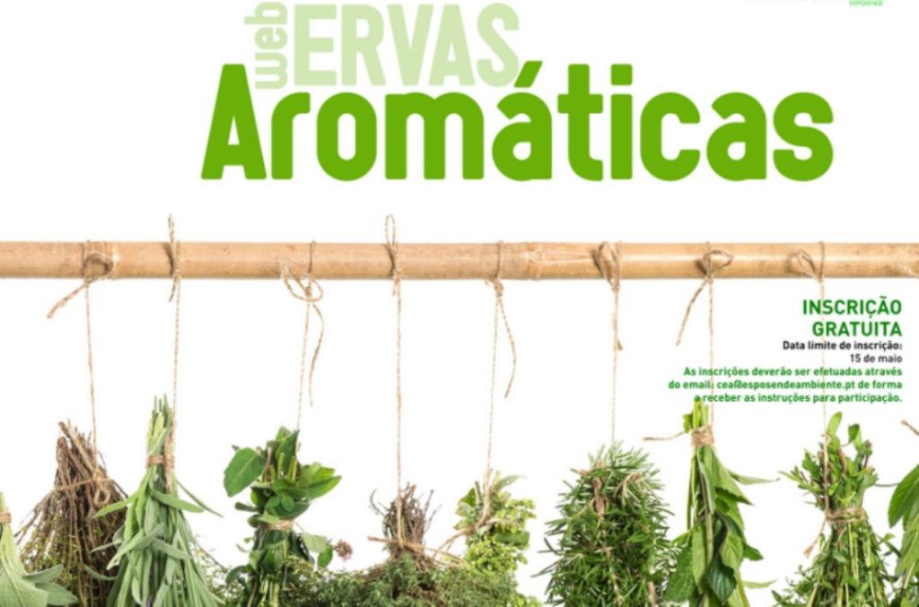 Formação à Distância Sobre Ervas Aromáticas