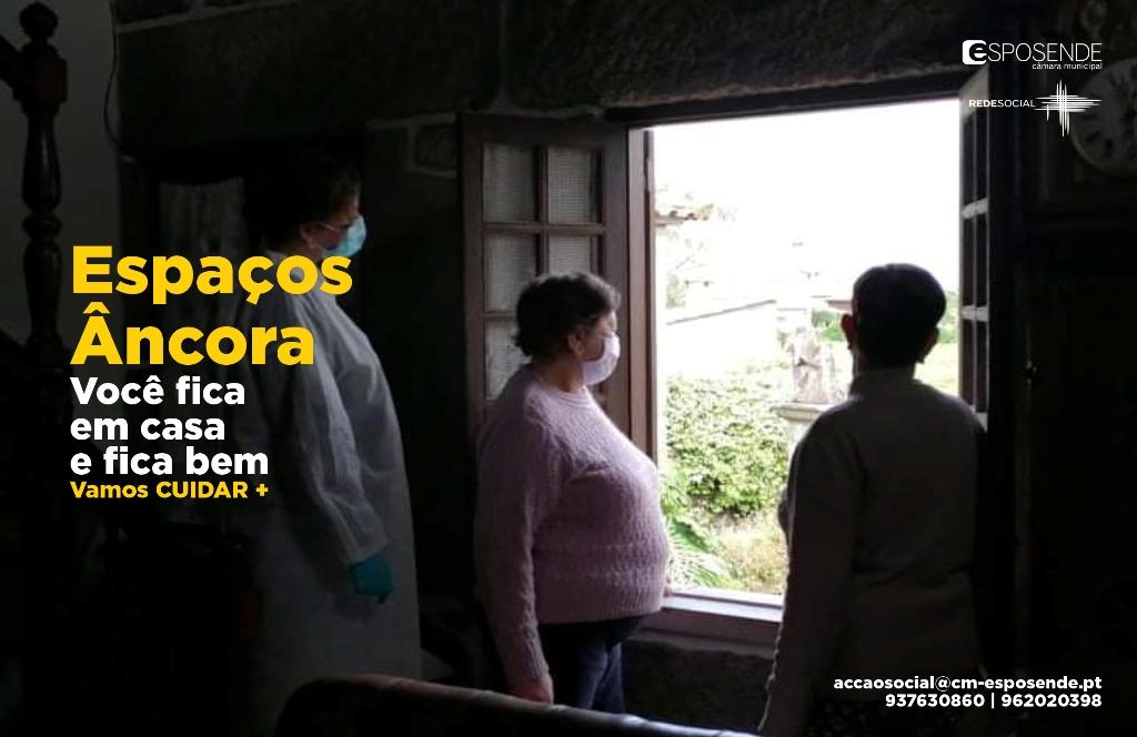 Município Intervém com a População Idosa no Domicílio