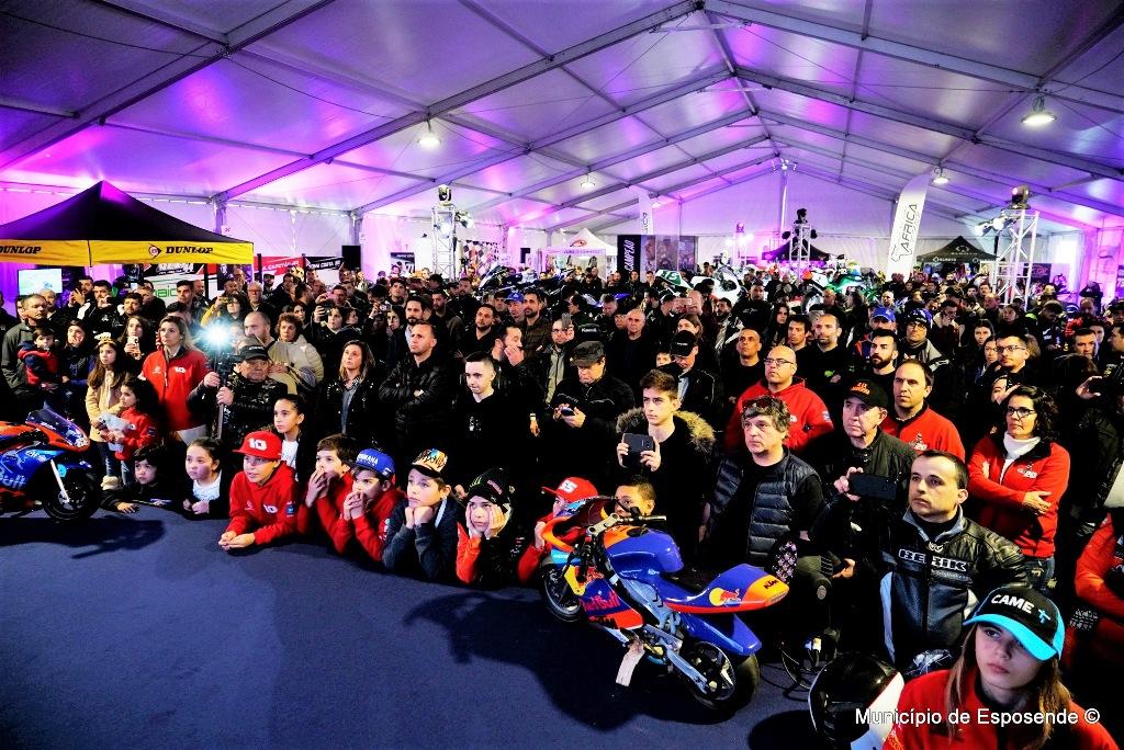 Salão de Motos de Competição recordou Paulo Gonçalves