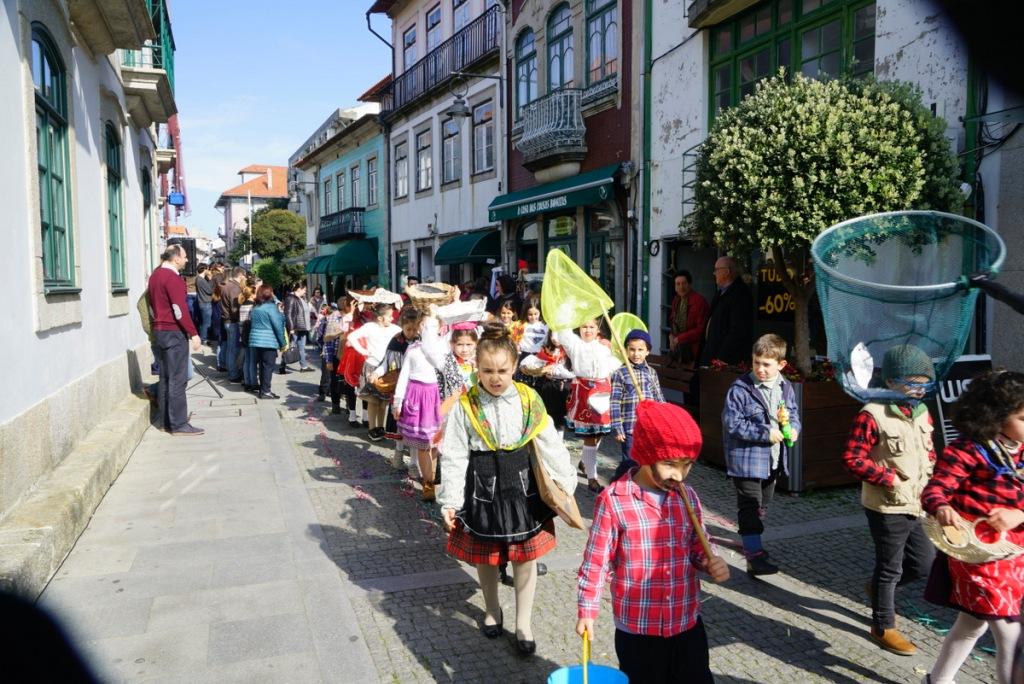 Desfile de Carnaval inspirado no Cinema