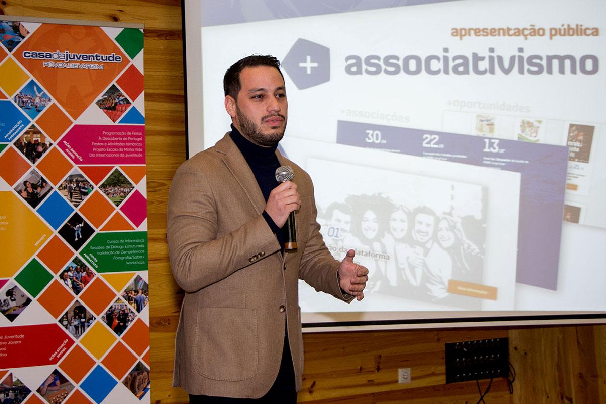 Plataforma +Associativismo – A Primeira Agenda Concelhia Associativa Online