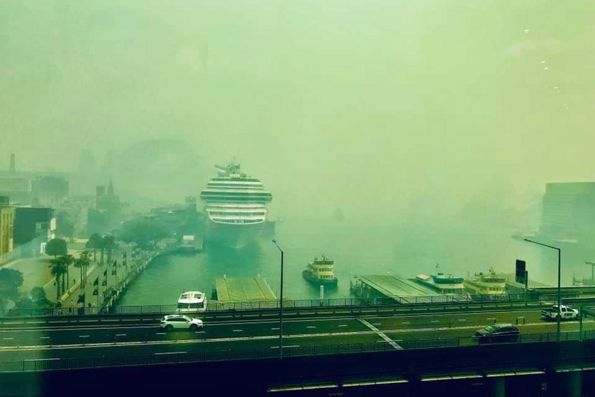 O Drama dos Grandes Incêndios na Austrália