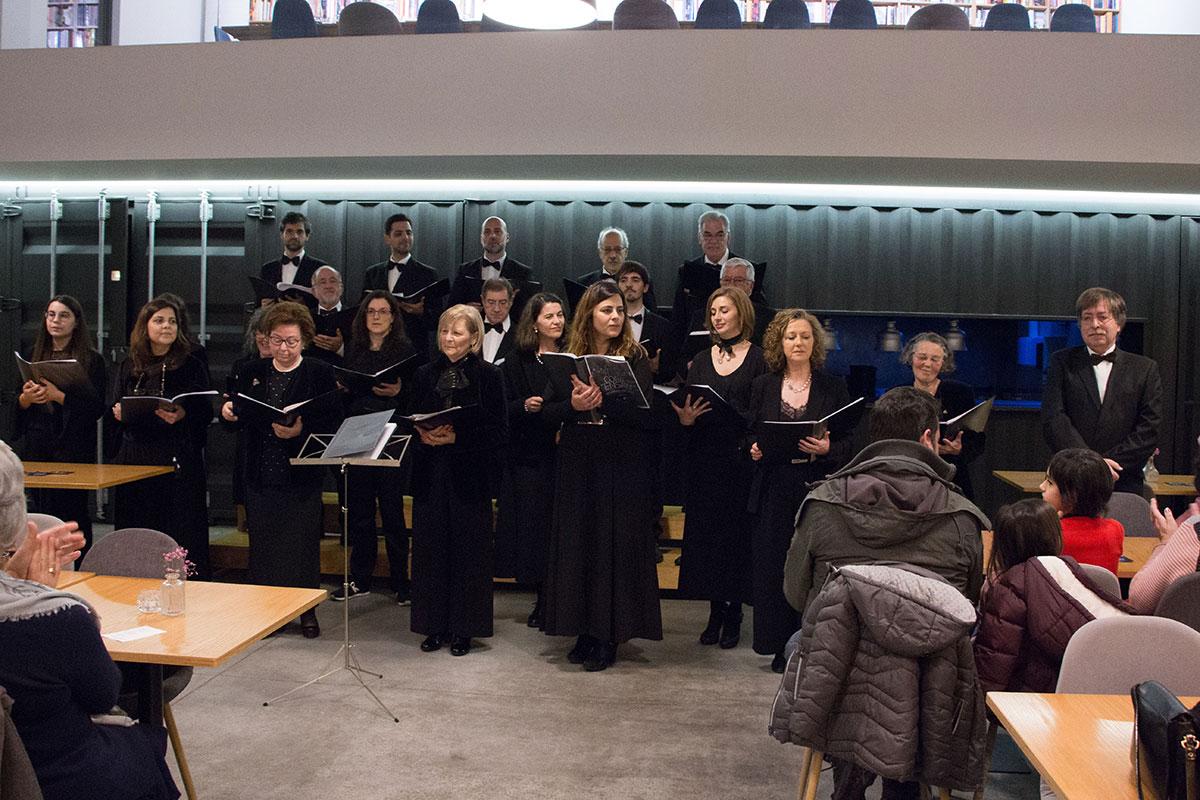 Concerto Comemorativo do Coral Ensaio