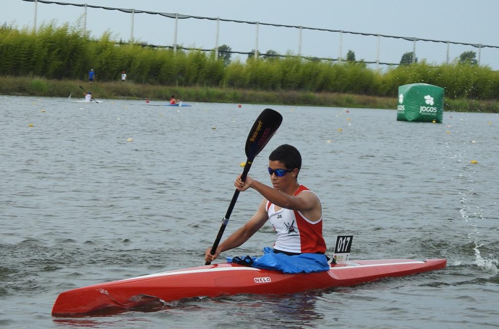Poveiro é Vice-Campeão Nacional de Canoagem pelo Fluvial Vilacondense