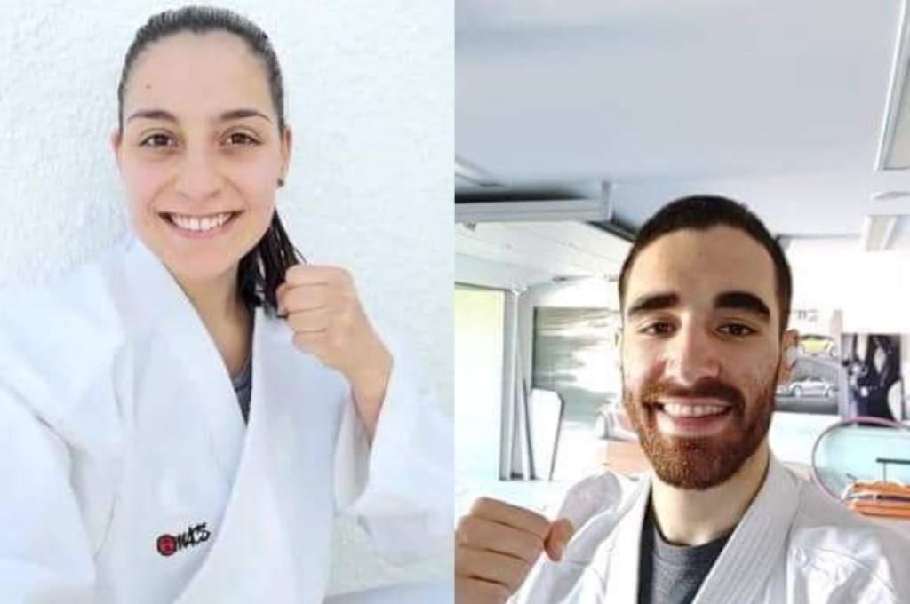 Os Sonhos das Olimpíadas Mantém Activos os Karatecas do GCV