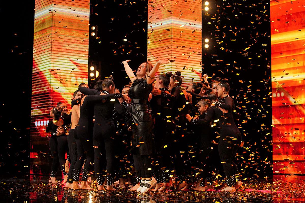 AM Dance Studio Brilha no Palco do 'Got Talent Portugal'