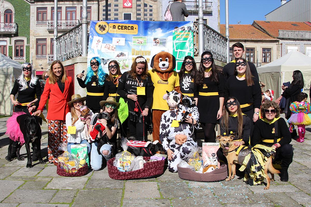 Carnaval em Quatro Patas